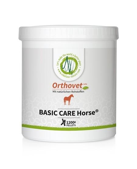 BASIC Care Horse Orthovet 1.200g Pellets
