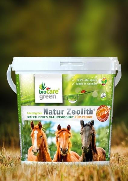 Natur Zeolith® Pferd - BIOCARE GREEN